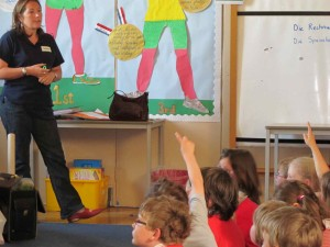 Bringing the marine world into the classroom