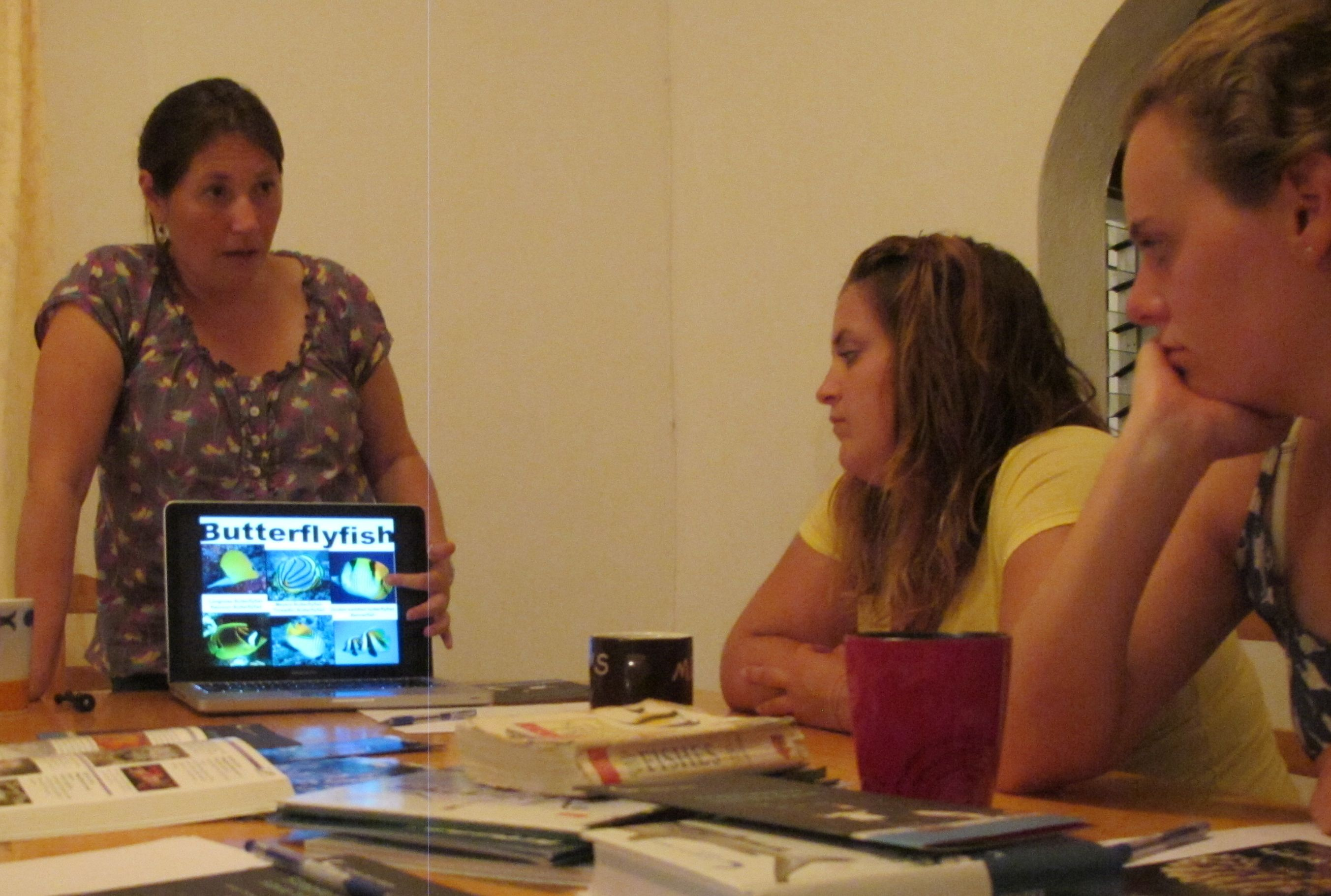 Dive Master workshops