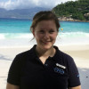 Hannah profile picture, Seychelles Feb 2016 © WiseOceans