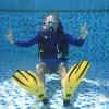 Nihat Yucel diving