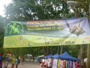 Seychelles Sea Turtle Festival 2014