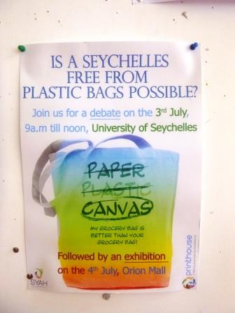 Plastic bag free Seychelles?