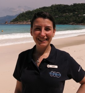 Tania Militello, Reef Restoration Project Officer