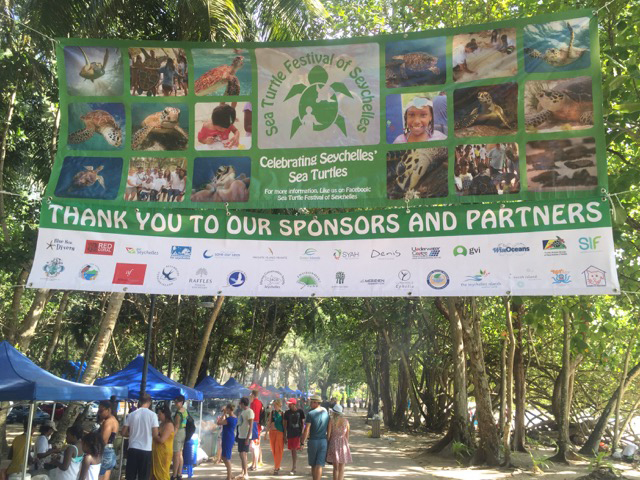 SSFT partners, Seychelles, Aug 2015