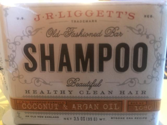 Plastic free shampoo
