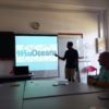 Krishna talking about WiseOceans