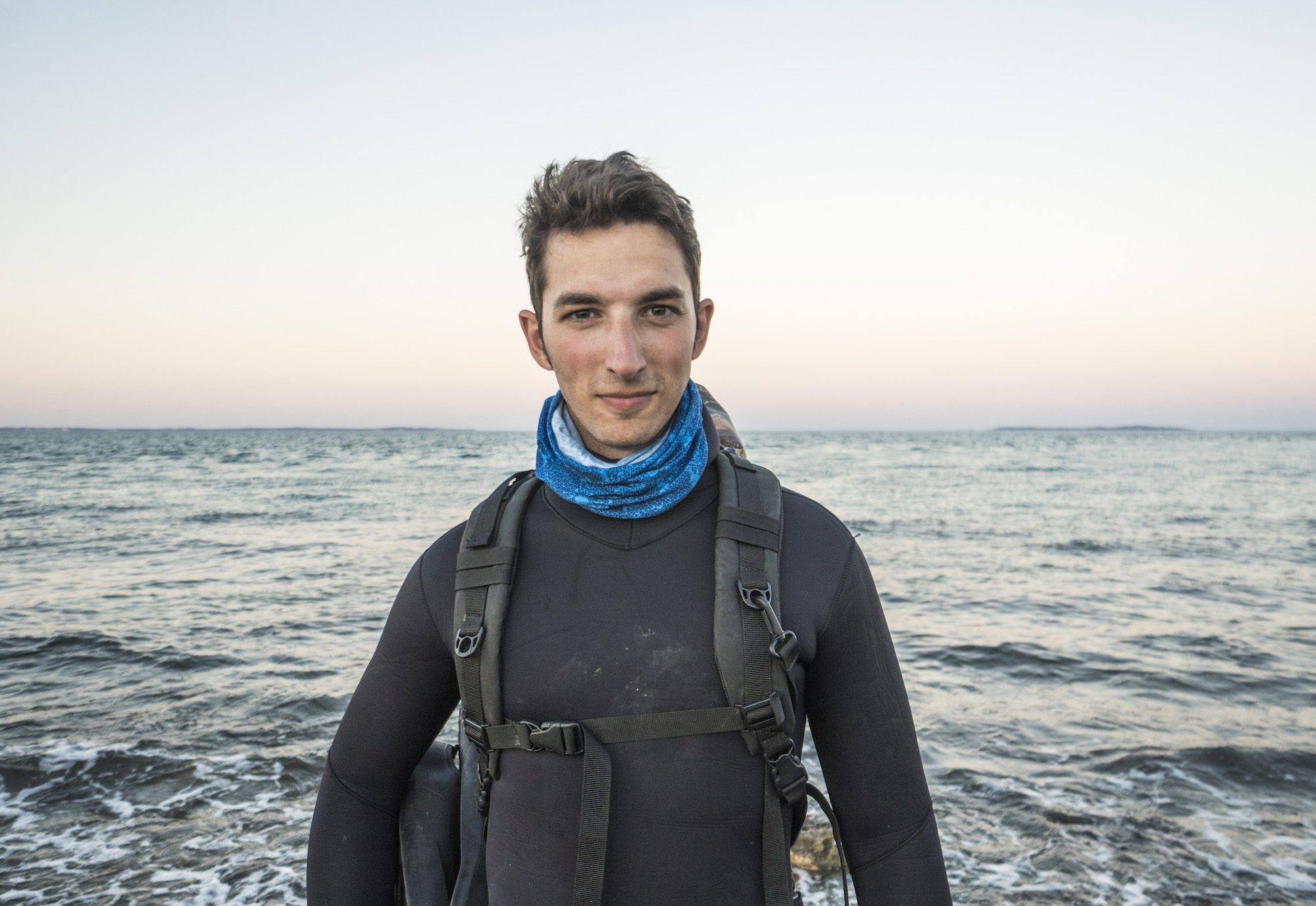 This week we chat with Lukas Mueller, who gives an incredible insight into  the world of sharks. His advice is to not only focus your attention on the  main ...
