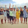 The Research Team of the Gili Shark Conservation Project